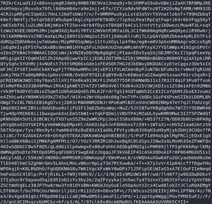 Contents of journal.txt. All base64 encoded.