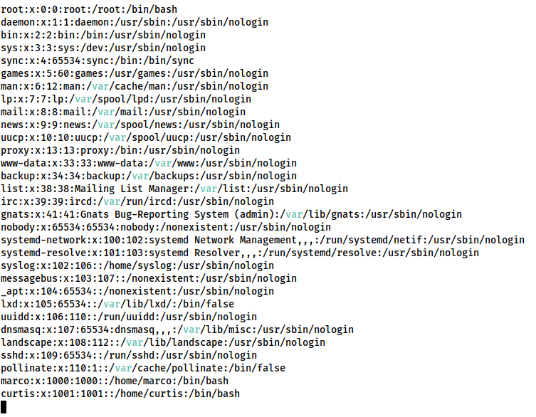 Using the sudo permissions to edit /etc/passwd